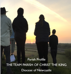 New Team Rector for the Parish of Christ the King